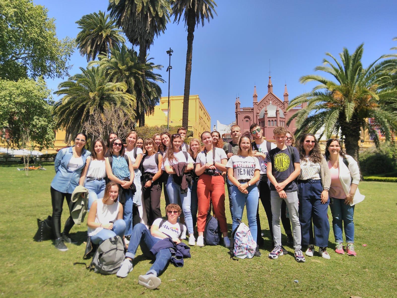 photos lycéens argentine