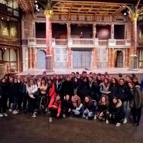 séjour londonien des élèves de Charles de Gaulle