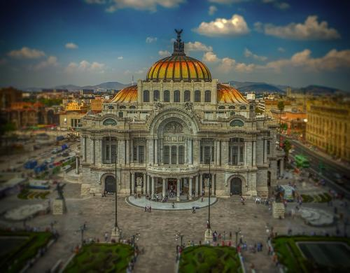 Musée des Beaux Arts de México DF