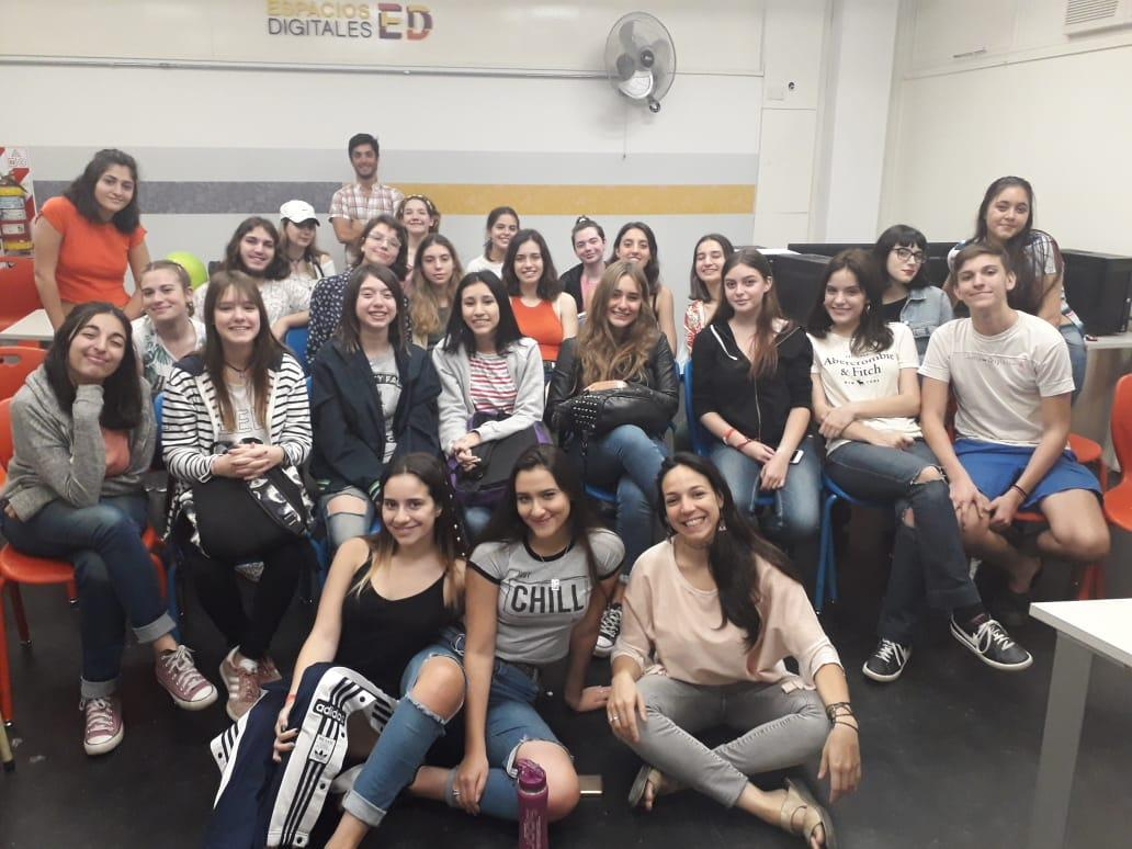 Les correspondants argentins