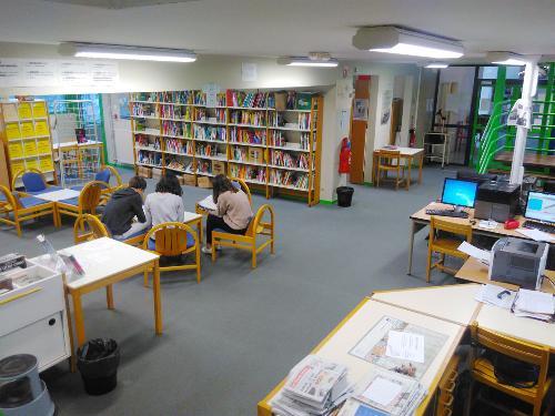 CDI lycée Charles de Gaulle - Vannes