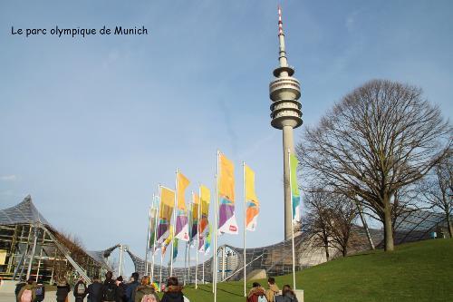 Parc Olympique de Munich